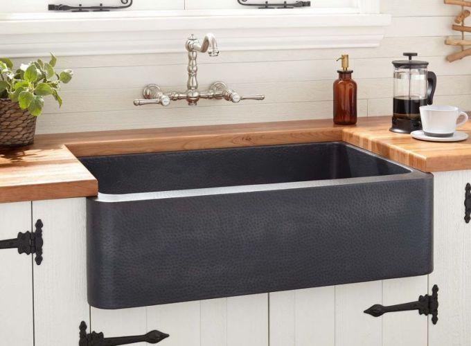 Creative kitchen sink ideas dream house 32