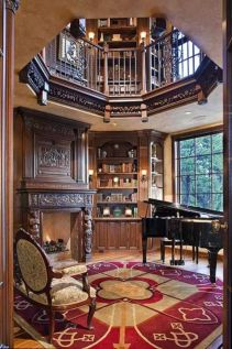 Delightful home libraries perfect book collection 01
