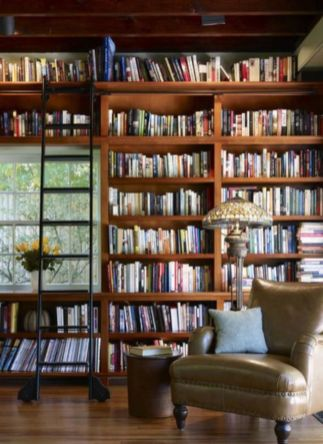 Delightful home libraries perfect book collection 08