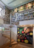 Delightful home libraries perfect book collection 24