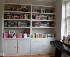 Delightful home libraries perfect book collection 27