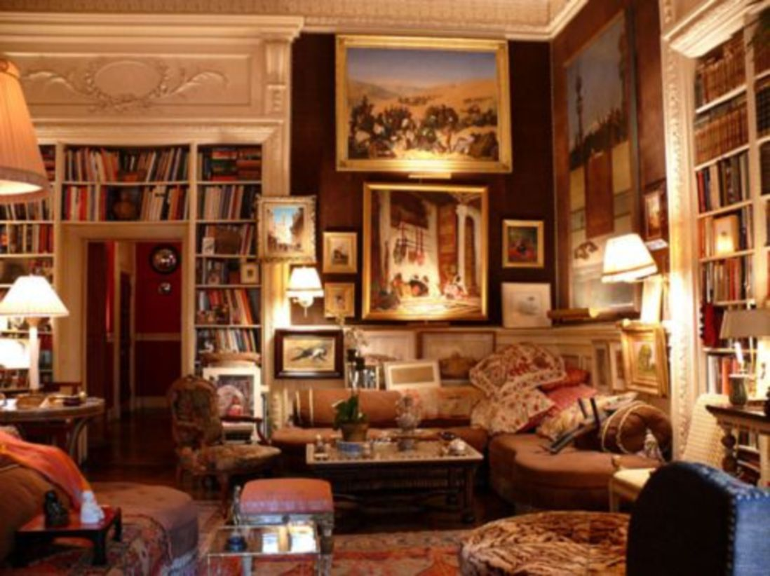 46 Delightful Home Libraries Perfect Book Collection