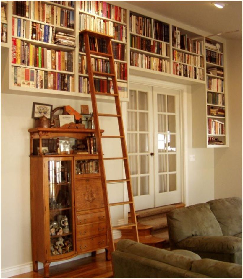 Delightful home libraries perfect book collection 42