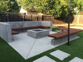 Easy and cheap outdoor spaces 08