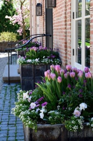 Easy and cheap outdoor spaces 26