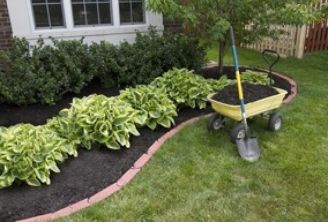Easy and cheap outdoor spaces 45