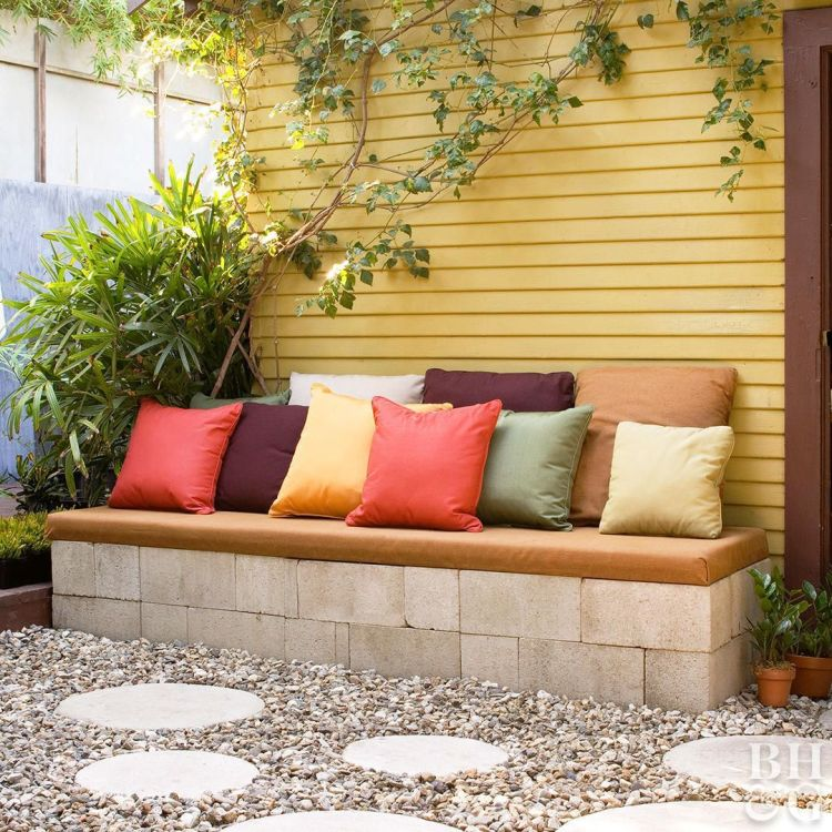 Easy and cheap outdoor spaces 47