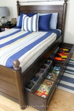 Genius stylish bedroom storage ideas 08