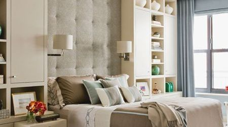 Genius stylish bedroom storage ideas 39