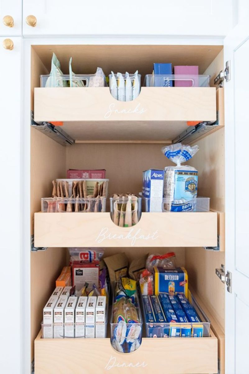 Outstanding kitchen organization ideas wont want miss 06