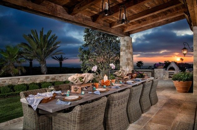 Sophisticated mediterranean porch designs youll fall in love with 08