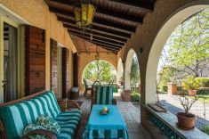 Sophisticated mediterranean porch designs youll fall in love with 38