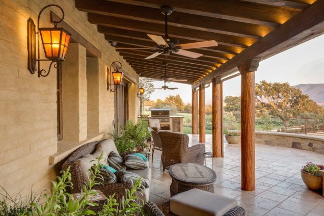 Sophisticated mediterranean porch designs youll fall in love with 46