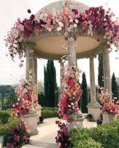 Splendid wedding venues use inspiration 40