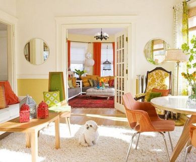 Stunning spring colors home decor edition 18