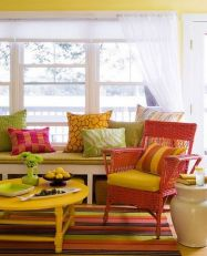 Stunning spring colors home decor edition 22