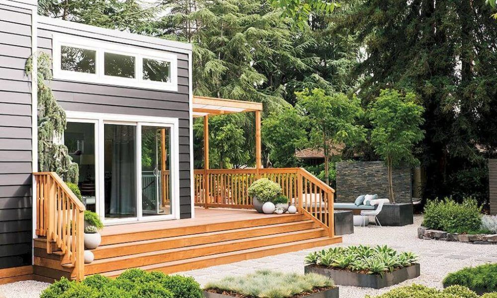 Unbelievable pictures deck landscaping excellence 07