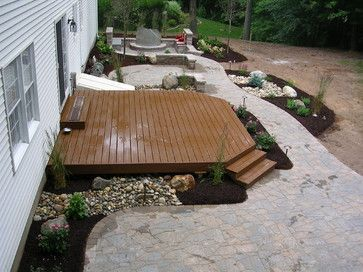 Unbelievable pictures deck landscaping excellence 16