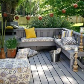 Unbelievable pictures deck landscaping excellence 20
