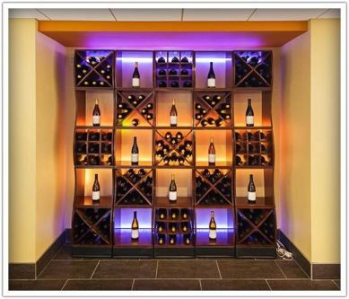 Unique ways to store your wine with style 33