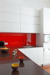 Well passionate red kitchen designs that you must see 33