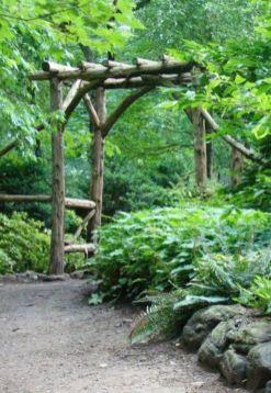Amazing rustic garden decor ideas 07