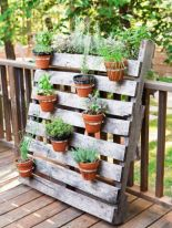 Amazing rustic garden decor ideas 29