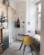 Amazing small space living tips and trick 35