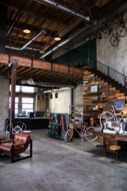 Awesome rustic industrial living room design and decor ideas 20