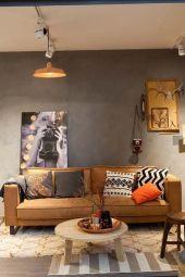 Brilliant bohemian farmhouse decorating ideas for your living room 06