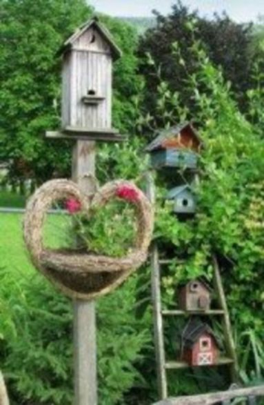 49 Brilliant Garden Junk Repurposed Ideas To Create Artistic ...