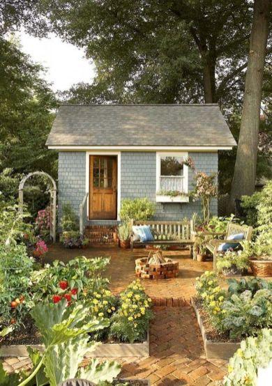 Classic and elegant european farmhouse decor ideas 03