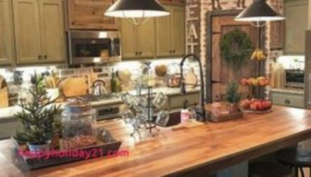 Classic and elegant european farmhouse decor ideas 14