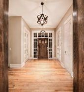 Creative interior transom door design ideas 14