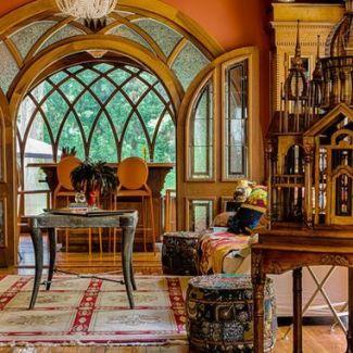 Creative interior transom door design ideas 16