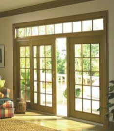 Creative interior transom door design ideas 17