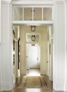 Creative interior transom door design ideas 43
