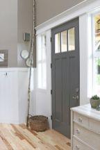Elegant front door design ideas for your house 20