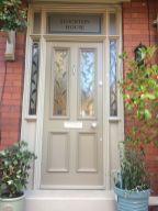 Elegant front door design ideas for your house 43