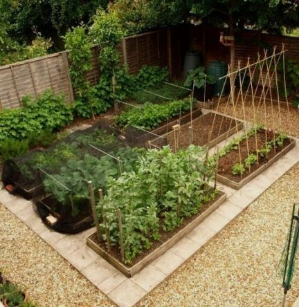 Elegant raised garden design ideas to inspire you 01