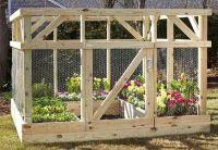 Elegant raised garden design ideas to inspire you 03