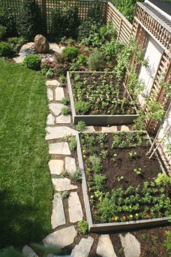 Elegant raised garden design ideas to inspire you 05