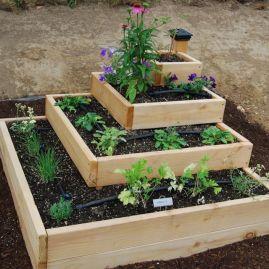 Elegant raised garden design ideas to inspire you 23