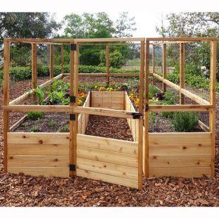 Elegant raised garden design ideas to inspire you 38