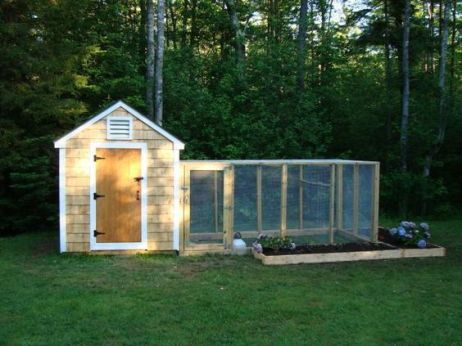 Extraordinary chicken coop decor ideas 07