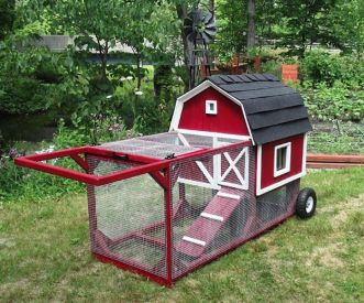 Extraordinary chicken coop decor ideas 10