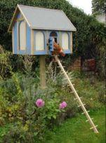 Extraordinary chicken coop decor ideas 14