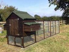 Extraordinary chicken coop decor ideas 18
