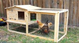 Extraordinary chicken coop decor ideas 20