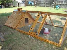 Extraordinary chicken coop decor ideas 21